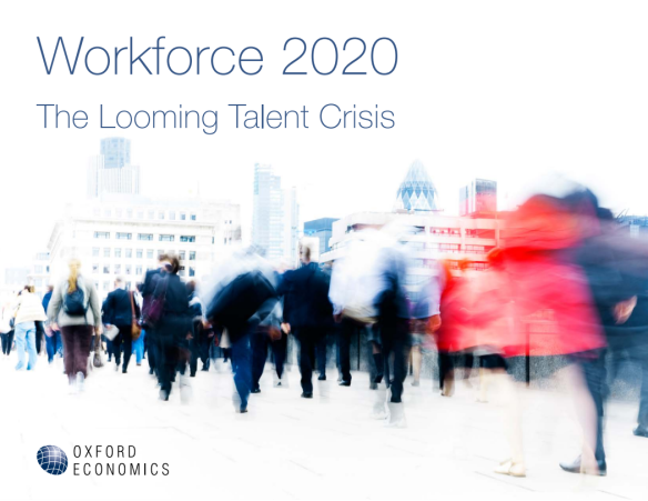Workforce 2020 report